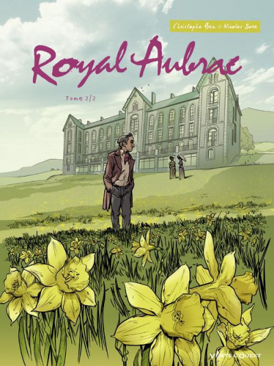 Couverture royal Aubrac tome 2