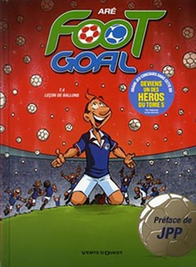 image de foot goal tome 4 - leçon de ballons