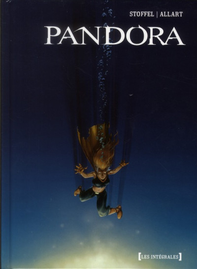 image de Pandora ; intégrale
