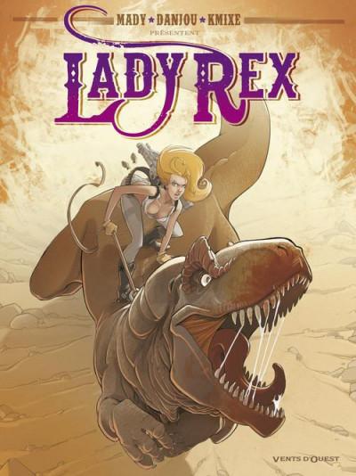 Couverture lady Rex