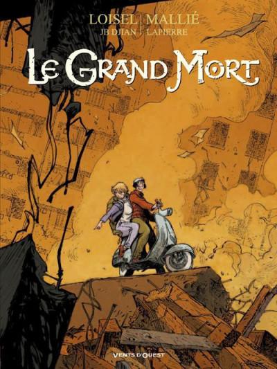 Couverture Le grand mort tome 4