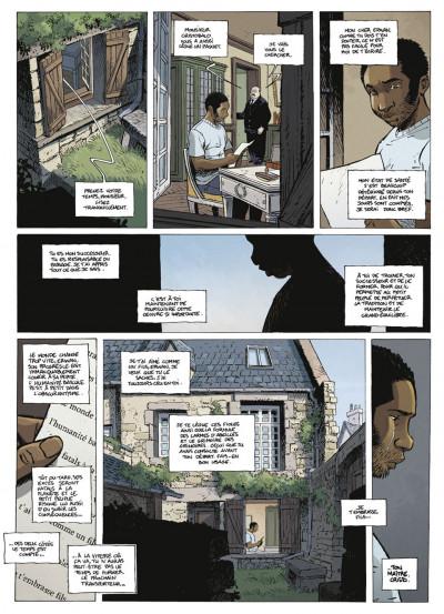 Page 1 Le grand mort tome 4