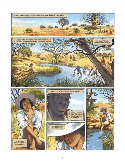 Page 0 l'appel des origines tome 3 - Sanyanga