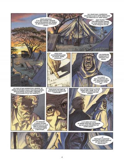 Page 5 l'appel des origines tome 3 - Sanyanga