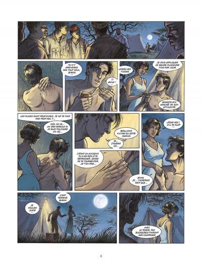 Page 6 l'appel des origines tome 3 - Sanyanga