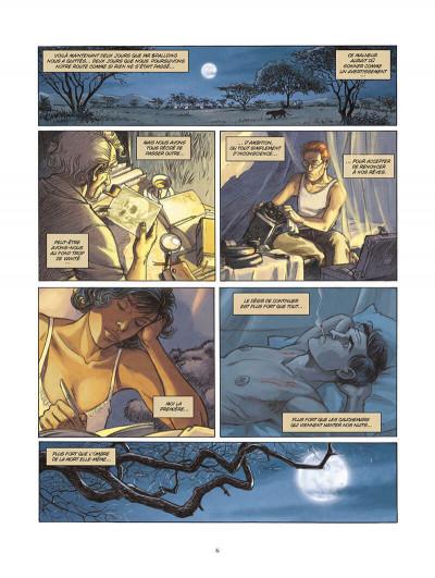 Page 7 l'appel des origines tome 3 - Sanyanga