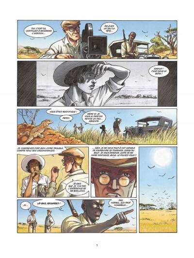 Page 8 l'appel des origines tome 3 - Sanyanga