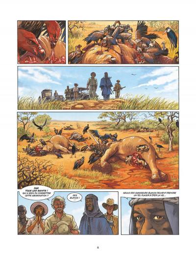 Page 9 l'appel des origines tome 3 - Sanyanga