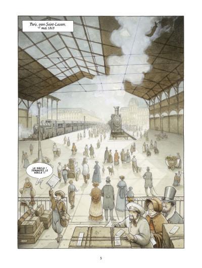 Page 1 Les damnés de Paris
