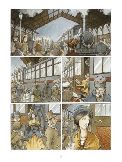 Page 2 Les damnés de Paris