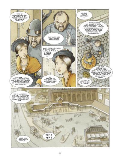 Page 4 Les damnés de Paris