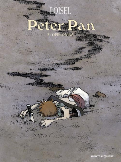 Couverture Peter Pan tome 2 - opikanoba