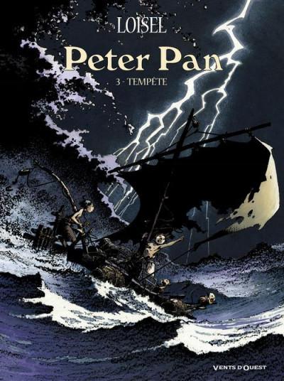 image de Peter Pan tome 3 - tempête - nouvelle édition 2012