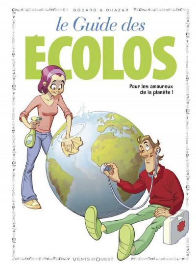 image de Les guides en BD tome 41 - les écolos