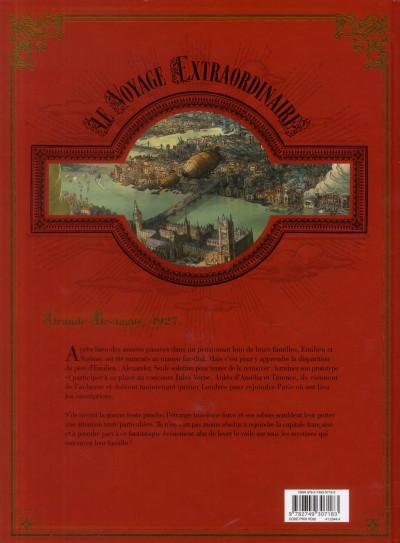 Dos Le voyage extraordinaire tome 2