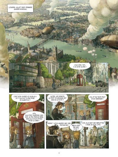 Page 1 Le voyage extraordinaire tome 2