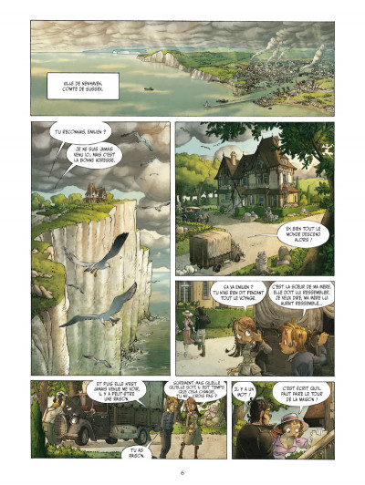 Page 4 Le voyage extraordinaire tome 2