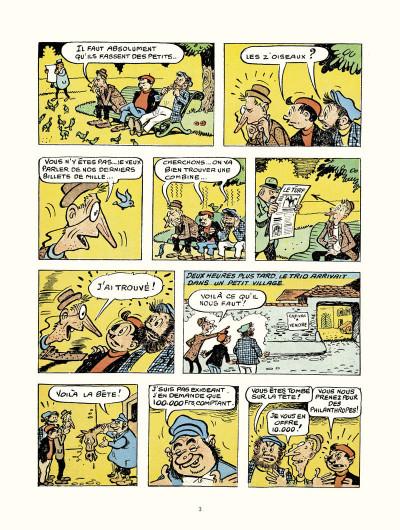 Page 1 les pieds nickelés au tour de France
