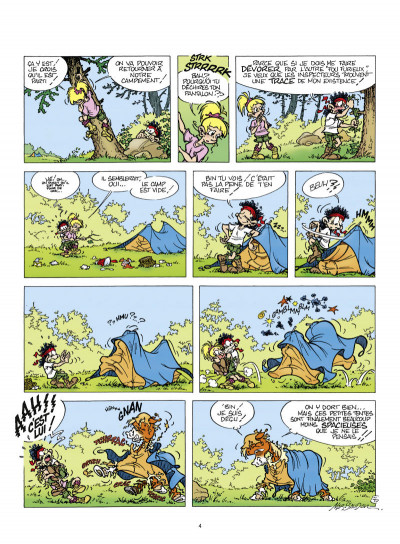 Page 2 Caramel tome 1 - Caramel entre en scène