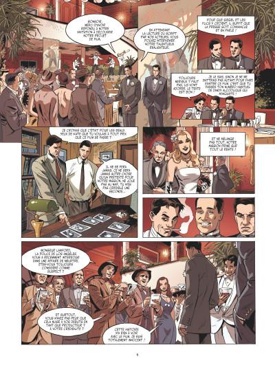 Page 4 Dans la paume du diable tome 2