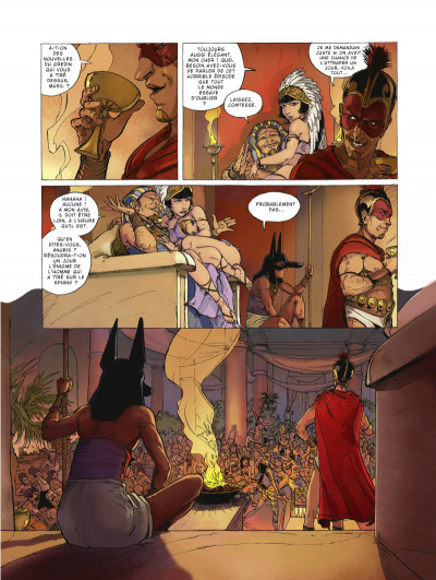 Page 3 l'assassin qu'elle mérite tome 3
