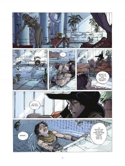 Page 4 l'assassin qu'elle mérite tome 3