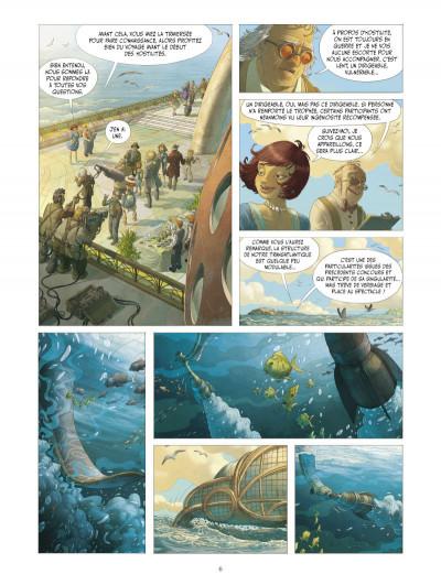 Page 2 Le voyage extraordinaire tome 3