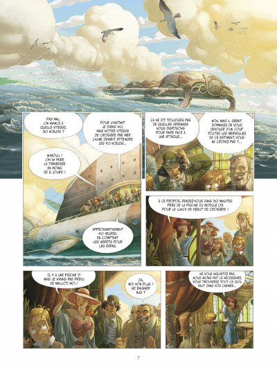 Page 3 Le voyage extraordinaire tome 3