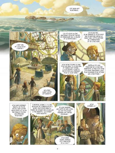 Page 4 Le voyage extraordinaire tome 3