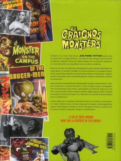 Dos ze craignos monsters - anthologie