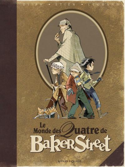 Page 2 les quatre de Baker Street - coffret