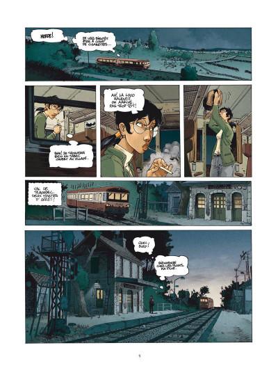 Page 3 le grand mort tome 1 et tome 2 - coffret