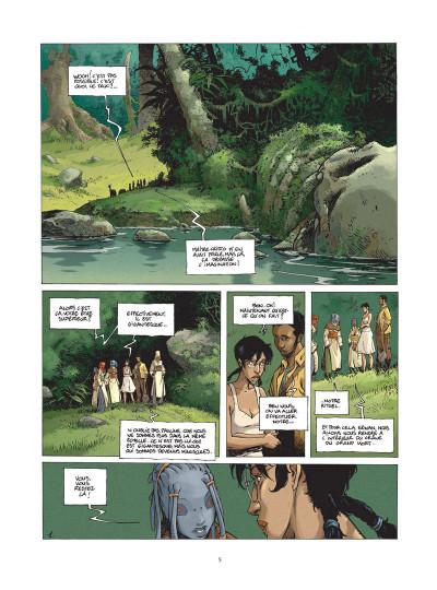 Page 5 le grand mort tome 1 et tome 2 - coffret