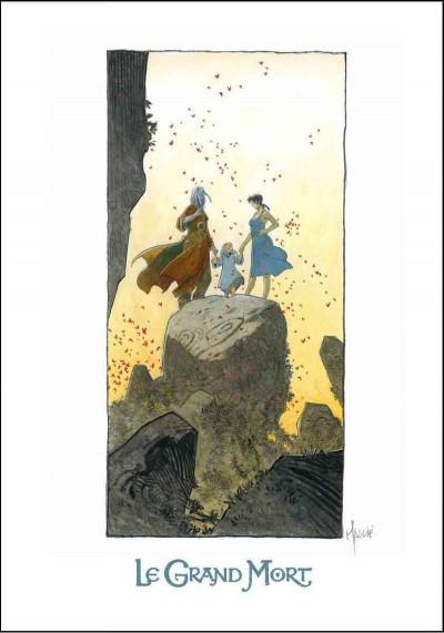 Page 1 le grand mort tome 3 et tome 4 - coffret