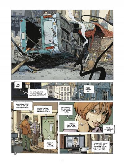 Page 3 le grand mort tome 3 et tome 4 - coffret