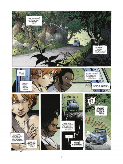 Page 5 le grand mort tome 3 et tome 4 - coffret