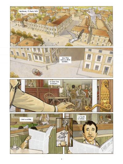Page 2 J'ai tué François-Ferdinand