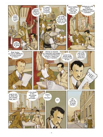 Page 3 J'ai tué François-Ferdinand