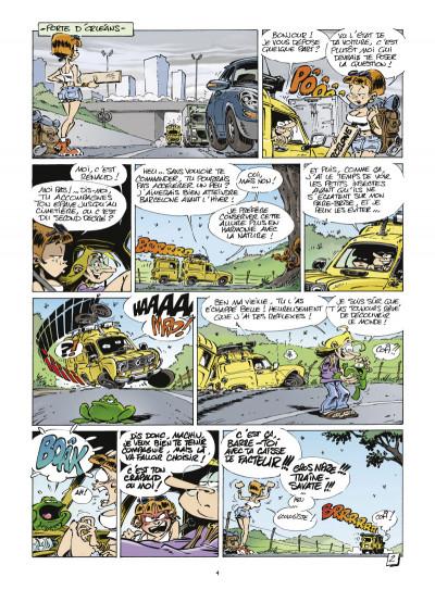 Page 2 Mon tour du monde en 4L tome 1 - De Meudon à Dakar, approximativement…