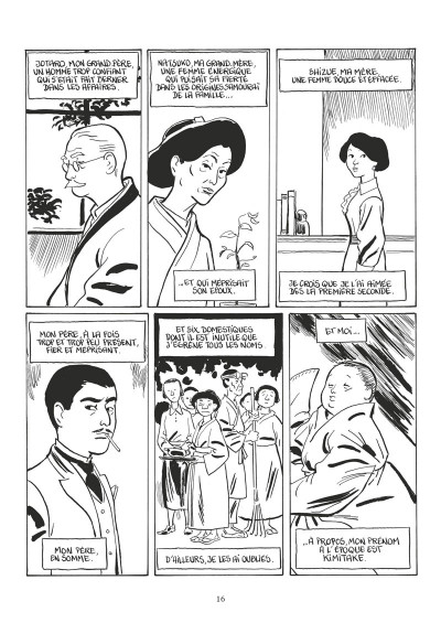 Page 1 Mishima - Ma mort est mon chef d'oeuvre