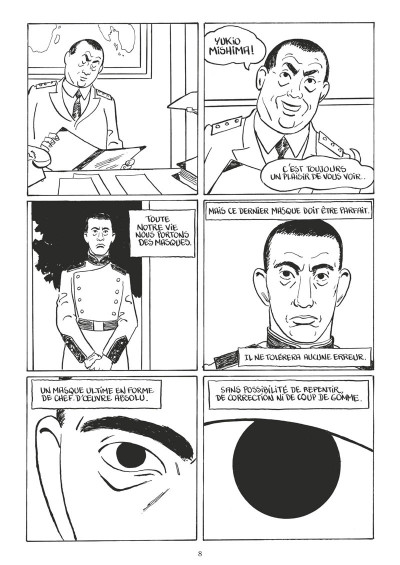 Page 3 Mishima - Ma mort est mon chef d'oeuvre