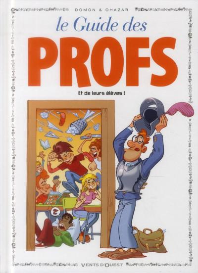 image de les guides en BD tome 43 - les profs