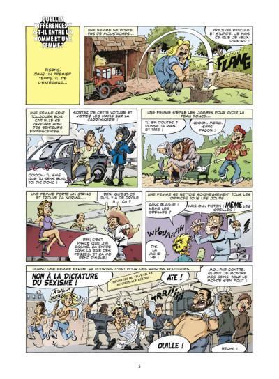 Page 5 le guide en bd tome 44 - la femme (à l'usage des hommes