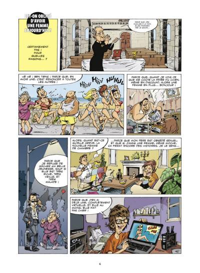 Page 6 le guide en bd tome 44 - la femme (à l'usage des hommes