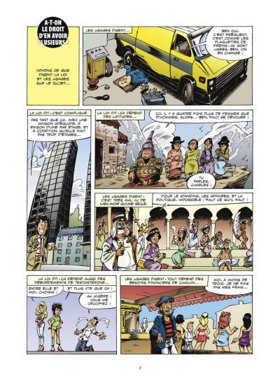 Page 7 le guide en bd tome 44 - la femme (à l'usage des hommes