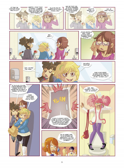 Page 4 marie lune tome 7