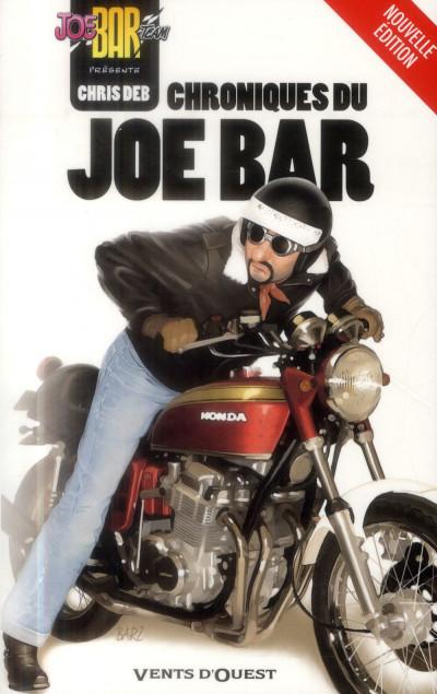 Couverture chroniques du Joe Bar