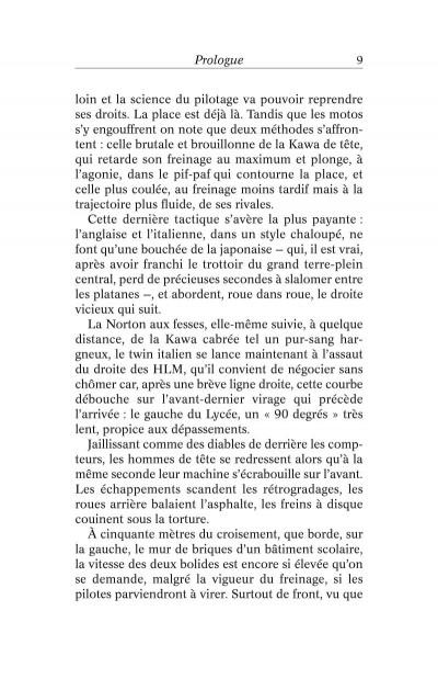 Page 3 chroniques du Joe Bar