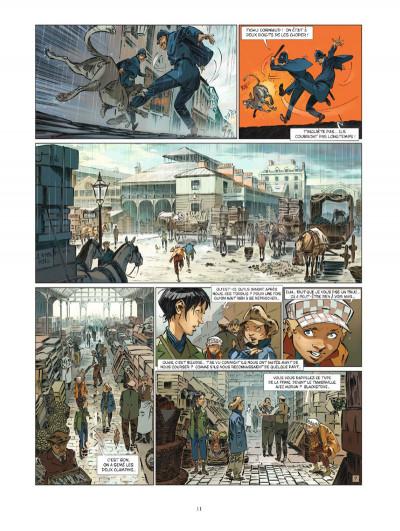 Page 1 Les quatre de baker street tome 6