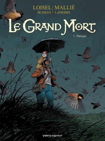 Couverture Le grand mort tome 5